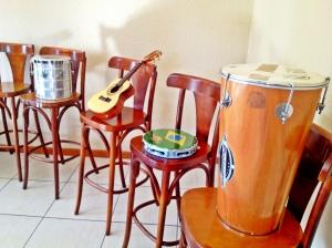 a casa cheia samba