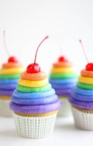 cupcake-de-arco-iris