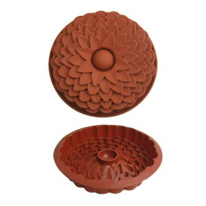 LFGB_quality_silicone_cake_mould_pinecone_shaped_bake_pan