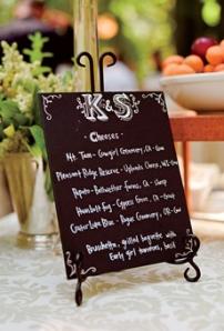 rustic-vintage-inspired-california-wedding-chalkboard-menus