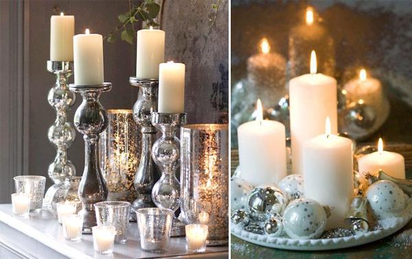 brancoprata decoracao:decoracao-natal-branco-prata-042