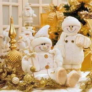 Snow - branquinho como neve, show com dourado