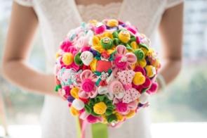 Colorido-bouquets-de-casamento-buquê-de-noiva-buque-de-noiva-casamento-flor-de-seda-posies-suculentas